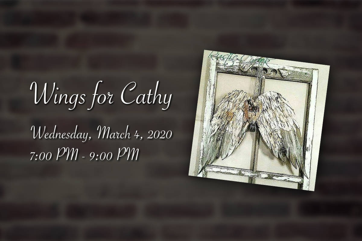 Wings for Cathy